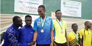 OPEYORI, ADESOKAN RULE AT GOLDEN STAR NATIONAL BADMINTON CHAMPIONSHIP AS LAGOS EMERGES OVERALL WINNERS