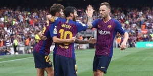 LA LIGA OFFICIALLY ASKS TO HOLD BARCELONA LEAGUE MATCH IN US