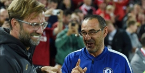 CHELSEA VS. LIVERPOOL; REAL VS. ATLETI, OTHER BIG MATCH-UPS LIGHT UP EUROPEAN LEAGUE