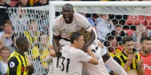 MAN UTD BRING WATFORD'S WINNING START TO AN END