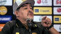 DIEGO MARADONA TO UNDERGO SURGERY TO AVOID LOSING LEGS!