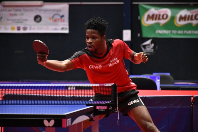RISING NIGERIAN TABLE TENNIS STAR, OMOTAYO RULES OUT COMPLACENCY