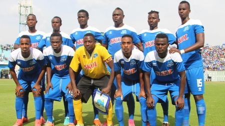 RAYON SPORTS BRACE UP FOR 'BLOOD AND SWEAT' BATTLE WITH ENYIMBA