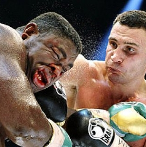 ANTHONY JOSHUA AVENGED RUSSIAN BOXERS' DEFEAT OF NIGERIANS AND AFRICANS