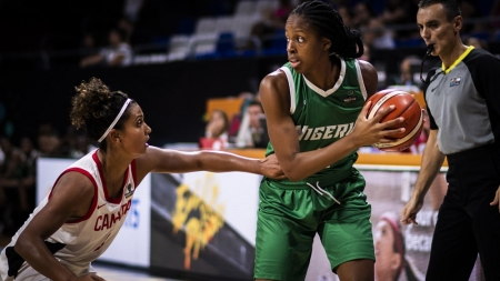 HOW NIGERIAN NATIONALS DOMINATED FIBA WOMEN'S WORLD CUP