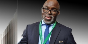 AFRICA 'WILL SUPPORT' 2022 WORLD CUP EXPANSION, SAYS AMAJU PINNICK