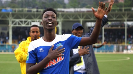 FOR ENYIMBA IN RWANDA, BIMENYIMANA IS THE MAN TO WATCH