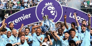 ENGLISH PREMIERSHIP CHAMPIONS, MAN CITY RISK BAN FROM UEFA CHAMPIONS LEAGUE