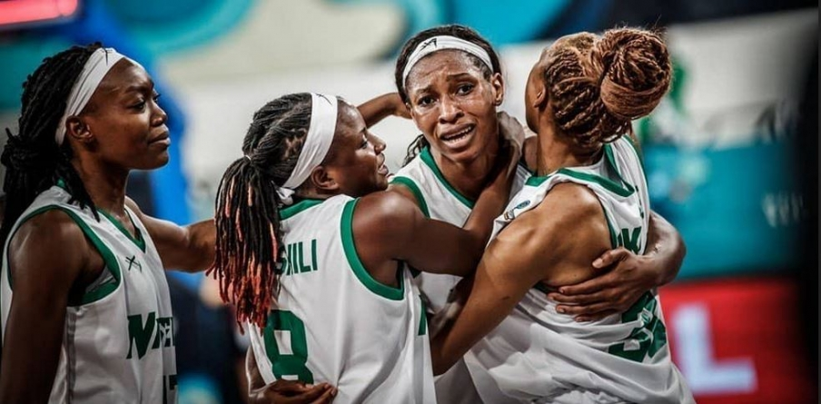 NIGERIA'S D'TIGRESS FACE DR CONGO IN FIBA WOMEN'S AFROBASKET QUARTERFINALS
