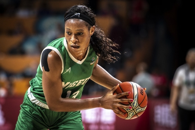 D'TIGRESS' EVELYN AKHATOR SETS FIBA 2018 WOMEN'S WORLD CUP RECORD