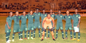 GOLDEN EAGLETS LOSE 1-2 TO FC SAO PAULO