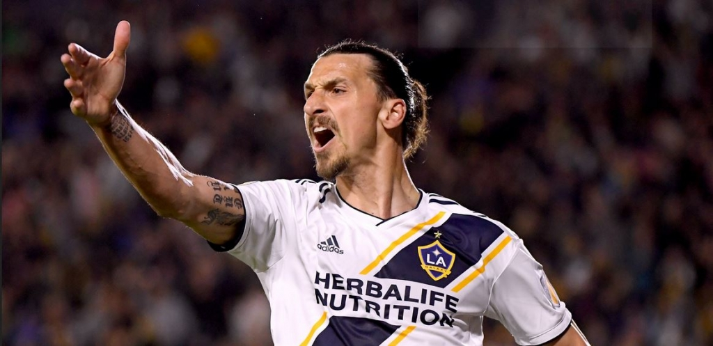 IBRAHIMOVIC TESTS POSITIVE FOR CORONAVIRUS