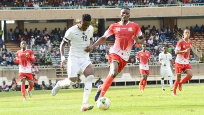 OWN GOAL GIVES KENYA FIRST WIN IN COMPETITIVE ENGAGEMENT WITH GHANA