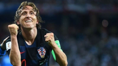 GERMANY AND CROATIA COACHES SPEAK ON WHY MODRIC IS BEST OF THE BESTS