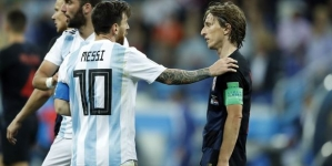 MESSI ADMITS, LUKA MODRIC IS THE BEST!