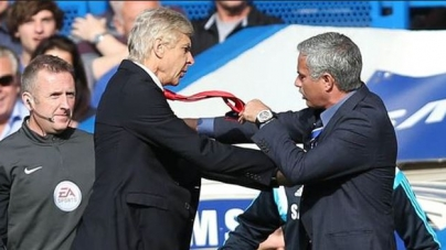 MOURINHO, ARSENE WENGER WANT AWAY-GOAL RULE ABOLISHED