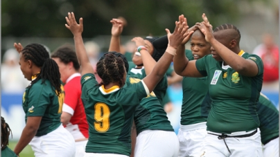 RUGBY CHAMPIONSHIP INTRODUCES WOMEN'S LEAGUE IN HISTORIC MATCHES