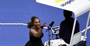 FOR PEACE TO REIGN, SERENA WILLIAMS AND UMPIRE RAMOS MAY BE KEPT APART AT AUSTRALIAN OPEN
