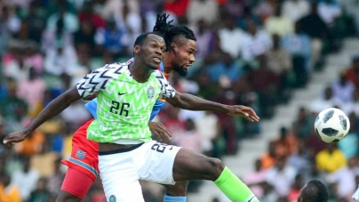 AFCON QUALIFIERS: THIS IS OUR CHANCE, SAYS NEW BOY ON THE BLOCK, SIMEON NWANKWO