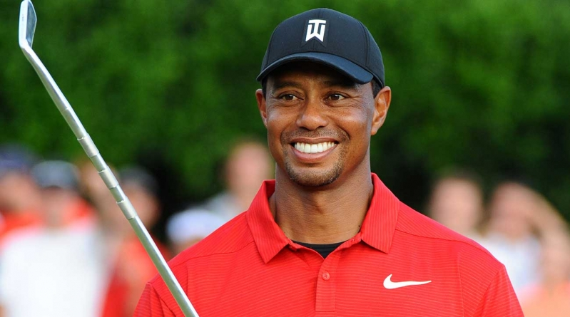 FIRST VICTORY IN 5 YEARS AS TIGER WOODS WINS TOUR CHAMPIONSHIP