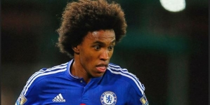 WILLIAN DENIES EXIT RUMOURS FROM CHELSEA