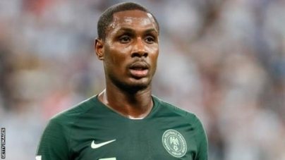 'I TURNED DOWN BARCA'S OFFER; I DESERVE BETTER', SAYS IGHALO