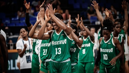 FIBA WORLD CUP FEAT CATAPULTS D'TIGRESS 15 STEPS UP THE LADDER IN WORLD RANKING