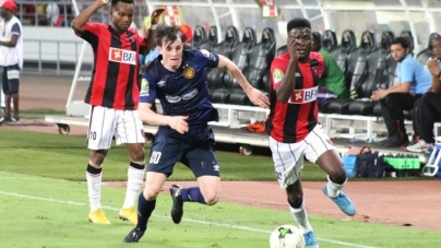 HISTORY BECKONS ON PRIMEIRO AGOSTO TO BECOME 1ST ANGOLAN CHAMPIONS' LEAGUE FINALISTS