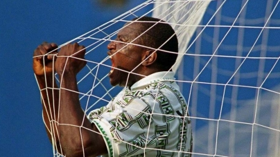 GOAL KING, RASHIDI YEKINI WOULD HAVE BEEN 55 TODAY
