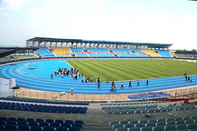 NFF CONFIRMS KESHI STADIUM TO HOST S'EAGLES AGAINST EGYPT AND SEYCHELLES DUELS