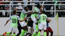 NEW BOOK ON SUPER EAGLES UNVEILS HIDDEN FACTS OF NIGERIAN FOOTBALL