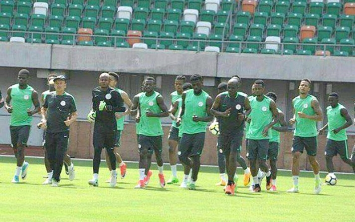 TURBO-CHARGED SUPER EAGLES RECORD ALMOST FULL ATTENDANCE IN CAMP