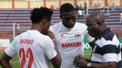 NIGERIA'S ENUGU RANGERS AMONG LEADING AFRICAN CLUBS LONG FOR CAF TITLE