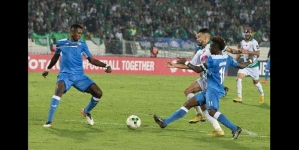 DEFENSIVE BLUNDERS CAUSE ENYIMBA'S OUSTER FROM CAF CONFEDERATION CUP FINAL