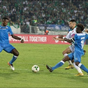 ENYIMBA LABOURED TO A DRAW WITH HASSANIA AGADIR