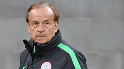 AM SUPER EAGLES' COACH, NOT TECHNICAL ADVISER, SAYS GERNOT ROHR