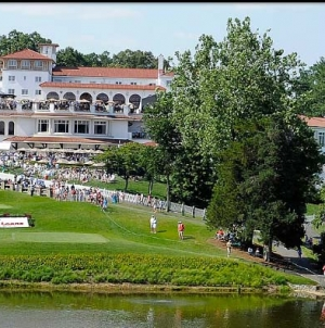 GOLF RYDER CUP HOSTS, CONGRESSIONAL COUNTRY CLUB ACCUSED OF IMPROPER TREE REMOVAL