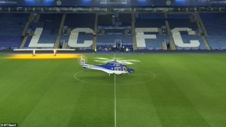 GRAPHIC: HOW LEICESTER OWNER'S HELICOPTER CRASHED – FROM TAKE OFF TO FIREBALL