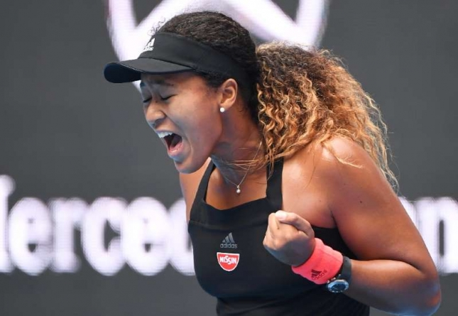 US OPEN CHAMPION, OSAKA KNOCKED OUT OF CHINA OPEN