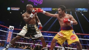 MANNY PACQUIAO MAY HAVE A REMATCH WITH MAYWEATHER IN MAY