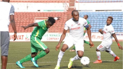 CAF CONFEDERATION CUP: VICTORY ELUDES RANGERS IN QUAGADOUGOU