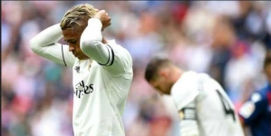 REAL MADRID RECORDS ITS WORST DOMESTIC SCORING DROUGHT