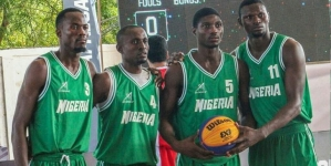 D'TIGERS, D'TIGRESS ARRIVE LOMÉ FOR 2018 FIBA 3X3 AFRICA CUP
