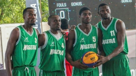 NIGERIA'S 3×3 FIBA AFRICA NATIONS CUP TEAMS BEGIN CAMPING IN ABUJA