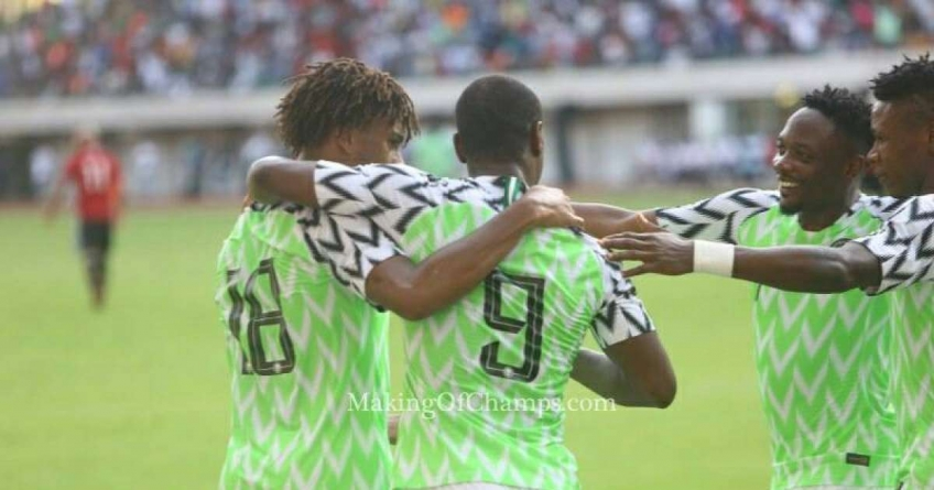 MATCHES IN MARCH: IGHALO, IWOBI, AJAYI ARE EARLY BIRDS IN EAGLES' CAMP