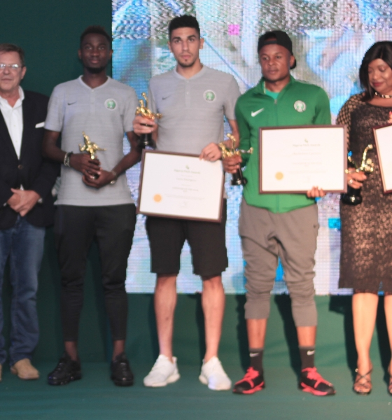 NIGERIA PITCH AWARDS ORGANIZERS CONGRATULATE THE SUPER EAGLES FOR AFCON QUALIFICATION