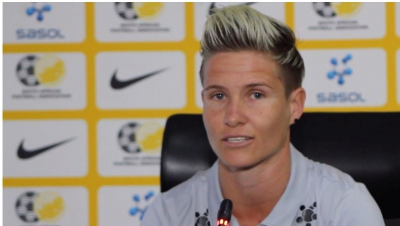 VIDEO: BANYANA BANYANA SKIPPER, VAN WYK, AIMS TO UPSET FALCONS AND OTHERS