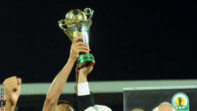 WHO LIFT CAF CONFEDERATION CUP?