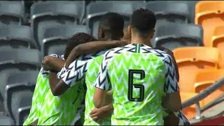 2019 AFRICA CUP OF NATIONS: EAGLES HAVE LANDED!