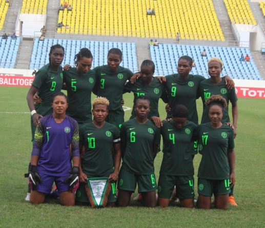 SUPER FALCONS TO PLAY ABOUT 10 MATCHES BEFORE WORLD CUP